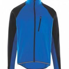 Jacheta ciclism 2 in 1 Crane Cycling Convertible Blue L
