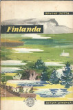 Finlanda - Benone Zotta ( Colectia Pe Harta Lumii - 1959 )