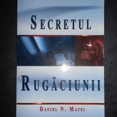 DANIEL N. MATEI - SECRETUL RUGACIUNII