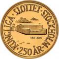 Monede din AUR Suedia,2000 kronor anii 2000,12 grame Aur de 900, proof, Europa