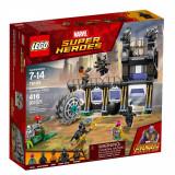 LEGO® Marvel Super Heroes - Atacul cu sabie al lui Corvus Glaive (76103)