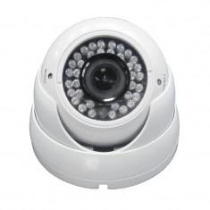 Camera dome color AHD 1/4 GNV, IR, 36 x LED