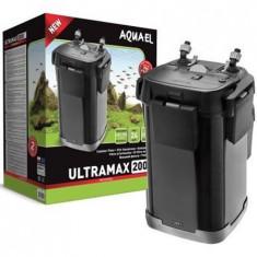 Aquael Filtru Extern UltraMax 2000, 120666, pt 700L, 27x29x45cm