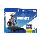 Consola Sony Playstation 4 Slim 500Gb Jet Black Fortnite Neo Versa Bundle