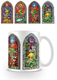 Cană The Legend Of Zelda (Stained Glass)