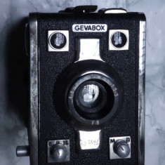 aparat foto german film vechi anii si rar din 1951 GEVABOX functional