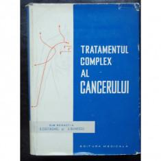 TRATAMENTUL COMPLEX AL CANCERULUI