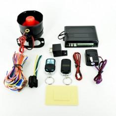 Alarma auto universala ART 500 cu telecomanda