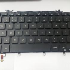 Tastatura laptop second hand DELL XPS 15 9560 Backlight UK