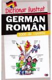 Dictionar ilustrat german-roman. 1000 de cuvinte - Jana Navratilova