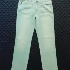 Blugi Armani Jeans Indigo 009 Series; marime 31, vezi dim.; impecabili, ca noi