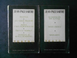 JEAN PAUL SARTRE - TEATRU 2 volume