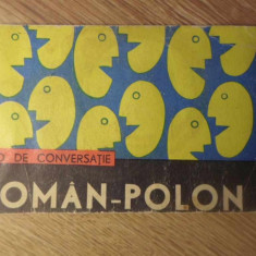 GHID DE CONVERSATIE ROMAN-POLON - ELENA DEBOVEANU, STANISLAW GOGOLEWSKI