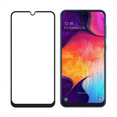 Folie Sticla Samsung Galaxy A40 - 5D Full Glue Case Friendly Black