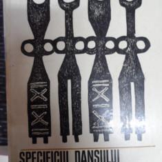 Specificul Dansului Popular Romanesc - Andrei Bucsan ,549039