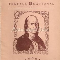 Program Teatru National Iasi