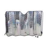 Parasolar auto Automax, 145x70 cm, design holografic