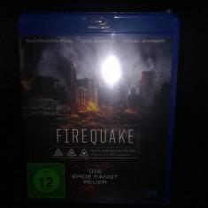Firequake [Blu-Ray], BLU RAY, Engleza