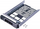"Caddy 3.5"" F238F 0G302D G302D 0F238F 0X968D X968D SAS/SATAu Hard Drive Tray/Caddy for DELL server R610 R710 T610 T710"
