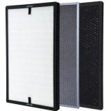 Oberon 660-Set 3 filtre combinate Fotocalaliza/Carbon Activ, HEPA H13/Antibacterian si Filtru din plasă de aluminiu