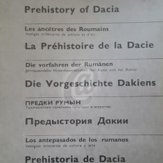 Prehistory of Dacia