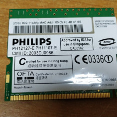 Placa Wireless Laptop Philips PH12127