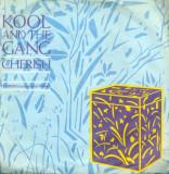 "Kool and The Gang - Cherish (1985, De-Lite) Disc vinil single 7"""