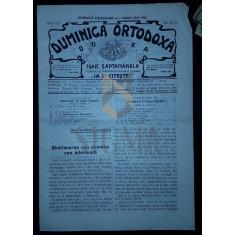 POPESCU-MALAESTI I. (PREOT), DUMINICA ORTODOXA, ANUL XIV, Numerele 23-24, 1932, Bucuresti