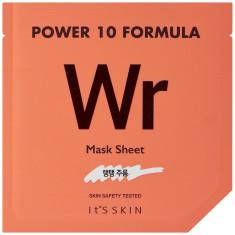 Power 10 Formula Masca de fata WR pentru elasticitate 25 ml