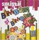 2 CD BimBam / BimBamBum – Soliștii BimBam Și BimBamBum, originale