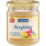 Miere de Flori de Munte Bio 250 grame Hoyer Cod: 4002029001644