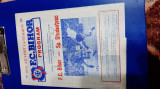 program    FC Bihor   -  Sportul  Stud.