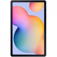 Tableta Samsung Galaxy Tab S6 Lite SM-P615NZAAROM 10.4 inch Multitouch Octa Core 4GB RAM 64GB flash Wi-Fi Bluetooth GPS 4G Android 10 Gray