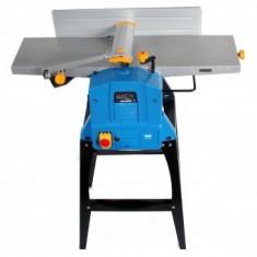 Masina pentru rindeluit si degrosat cu stand, Bass BS-4798, 2200W, 0-3mm, 8000 rpm, 254 mm
