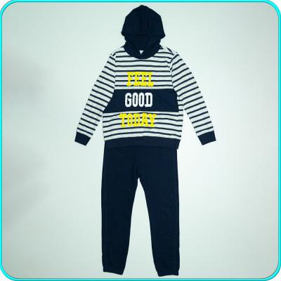 NOU→ Costum trening, hanorac+pantaloni, bumbac, ZARA → baieti| 11—12 ani| 152 cm foto