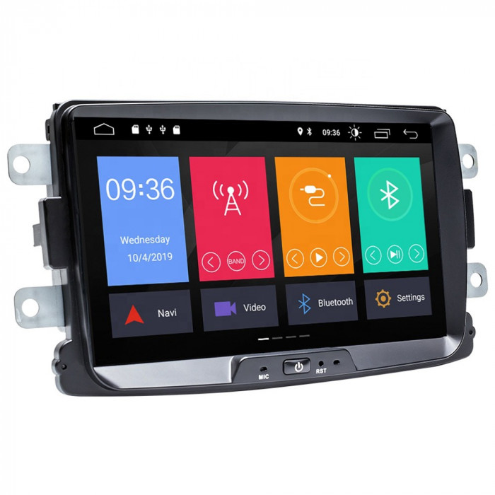 Aproape nou: Multimedia player auto PNI DAC100 cu Android 10, 2GB DDR3/ROM 32GB, Si
