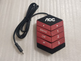 Telecomanda/Remote Monitor AOC Gaming AGON miniusb - poze reale