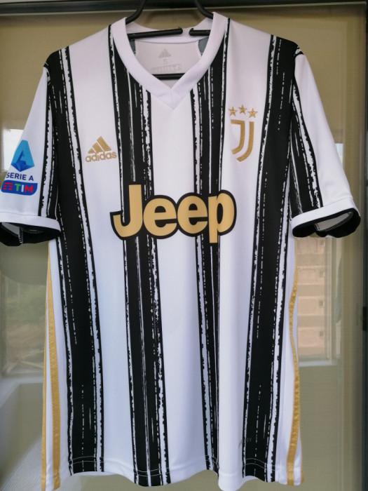 Tricou Juventus model 2021