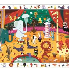 Puzzle observatie Djeco Circ