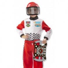 Costum de carnaval Pilot de curse, Melissa & Doug