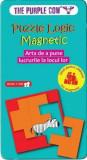 Puzzle logic magnetic