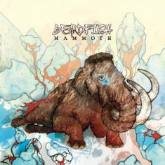 BEARDFISH Mammoth (cd)