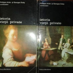 Istoria vietii private vol 5,6- Philippe Aries, Georges Duby
