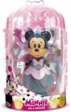 Set Figurina Minnie cu accesorii de printesa, Disney