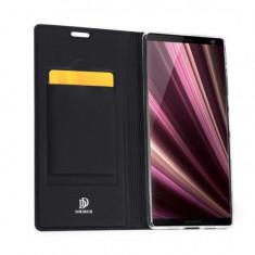 Husa Sony Xperia XA3 Sony Xperia 10 DUX Ducis Skin Pro Negru