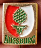 I.359 INSIGNA STICKPIN GERMANIA AUGSBURG h15mm