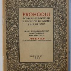 PROHODUL DOMNULUI DUMNEZEULUI SI MANTUITORULUI NOSTRU IISUS HRISTOS , 1965