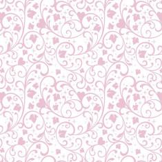 Tapet netesut roz Walt Disney