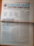 Ziarul romania mare 8 ianuarie 1993