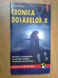 G3 Cronica dosarelor X - Florin Iorga, Polirom